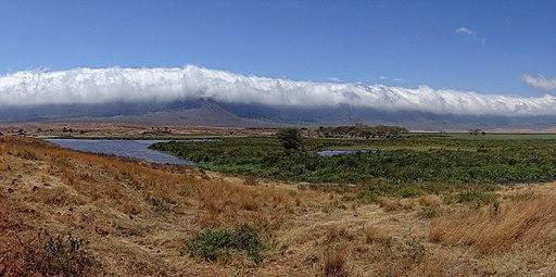 Ngorongoro-Crater-Rim-From-Bottom