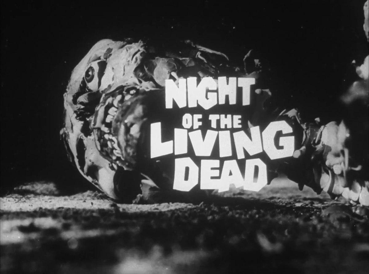 La Noche De Los Muertos Vivientes Wikipedia La Enciclopedia Libre