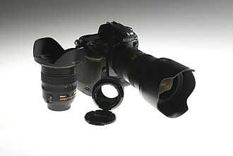 Nikon D2X - Image: Nikon D2x