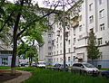 Nizhny Novgorod. In garden of Busyginsky Block.jpg