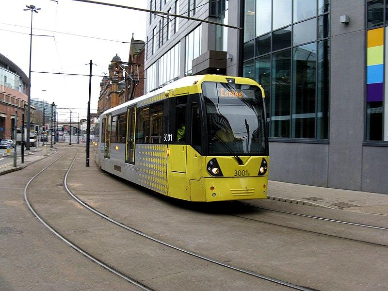 File:No 3001 Manchester Metrolink tram.jpg
