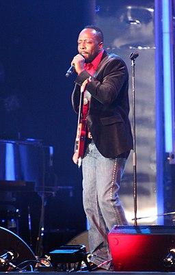 Nobel Peace Price Concert 2009 Wyclef Jean