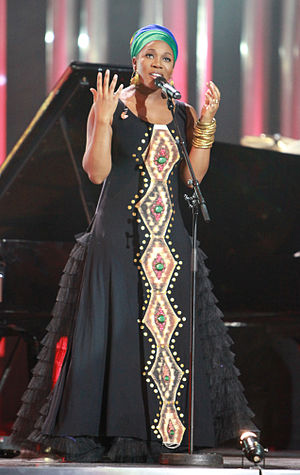 Grammy Award for Best R&B Album - Three-time nominee and 2003 award winner India.Arie