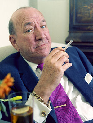 Noël Coward - Coward in 1972