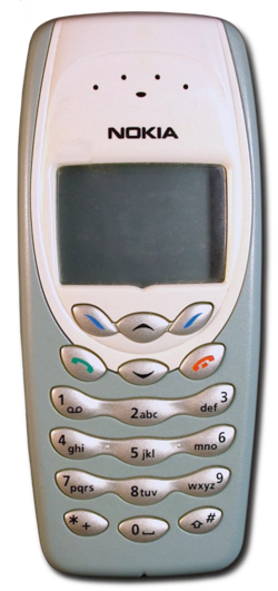 Image illustrative de l'article Nokia 3410