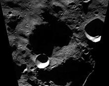 维舍特陨石坑