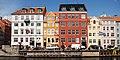 Northern side of Nyhavn canal, near Nyhavnsbroen bridge, Copenhagen, Denmark, Northern Europe.jpg