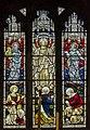 Northorpe, St John the Baptist church, East window (34828654392).jpg
