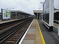 Norwood Junction stn platform 3 look south.JPG