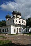 Novgorod - Church of the Nativity in Antoniev Monastery.jpg