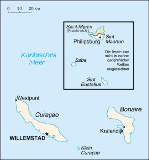 Kleine Antillen Karte.Niederlandische Antillen Reisefuhrer Auf Wikivoyage