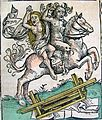 Nuremberg chronicles - Devil and Woman on Horseback (CLXXXIXv).jpg