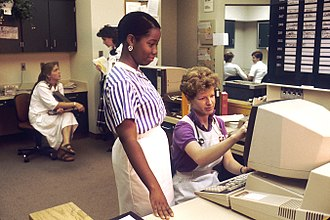 End user - Nurses as information systems end users