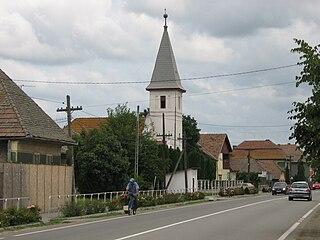 Ungheni, Mureș Town in Mureș, Romania
