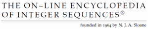On-Line Encyclopedia of Integer Sequences
