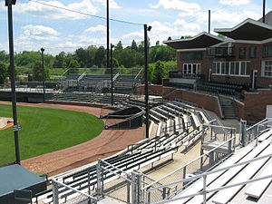 Bob Wren Stadium - Image: OU Wren Stadium