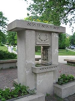 Oak Park Il Horse Show Fountain2.jpg