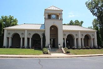 Oakwood, Georgia - Oakwood City Hall