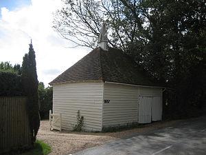 Oast house - Golford oast.