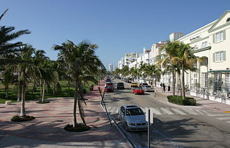 Urban Beach Week - Clubs and music venues on and around Ocean Drive, South Beach are the center of Urban Beach Week's activities.