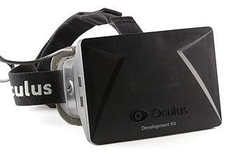 Oculus Rift - The Development Kit 1