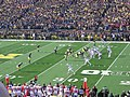 Ohio State vs. Michigan football 2013 05 (Ohio State on offense).jpg