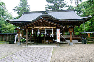 Shinto shrines in Nara Prefecture, Japan