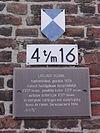 oirschot rijksmonument 31321 latijnse school, schoolstraat infobord