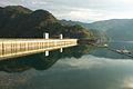 Okutama lake(Ogouchi dam) (3045568709).jpg
