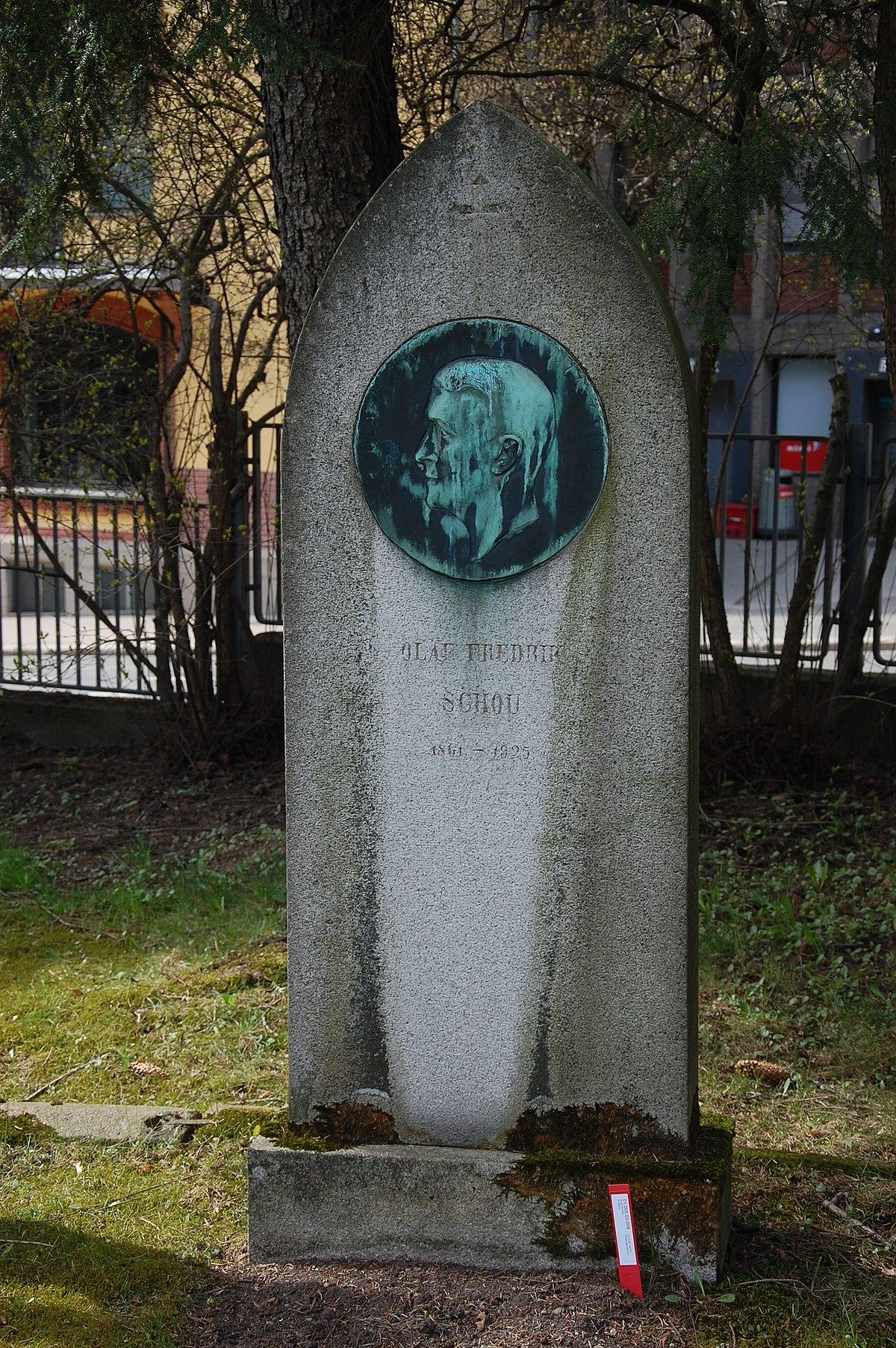 Olaf Schou Wikipedia