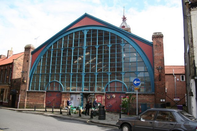Old Market Hall - geograph.org.uk - 481364