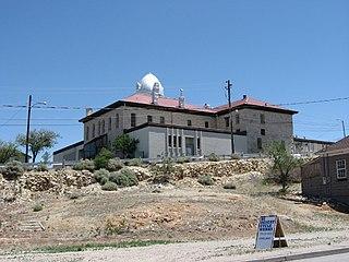 Nye County Courthouse United States historic place