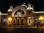 Old Seoul Station at night 01.JPG