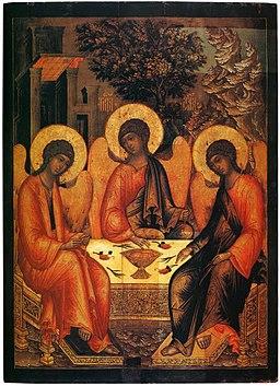 Old Testament Trinity (Nikita Pavlovets)