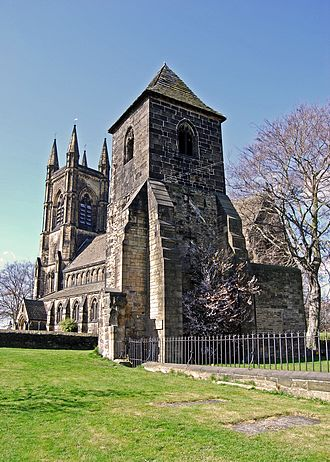 Mirfield - St Mary's Church