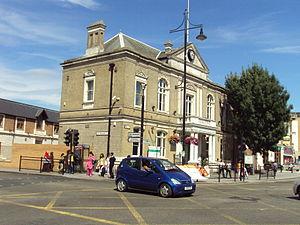 Municipal Borough of Southall - Southall Town Hall