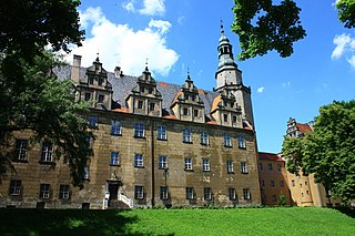 Oleśnica Place in Lower Silesian Voivodeship, Poland