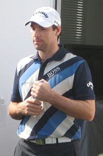 Oliver Wilson English professional golfer
