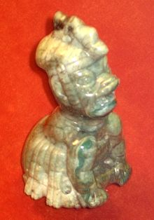 Olmec figurine - Wikipedia, the free encyclopedia