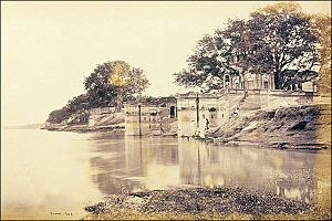 Nana Sahib - Sati Chaura Ghat (jetty)