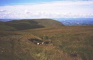 Appleby Fells - Part of the SSSI - looking from Burton Fell towards Roman Fell