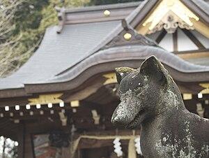 Kitsune no yomeiri - The Onabake Jinja in Ryūgasaki, Ibaraki Prefecture