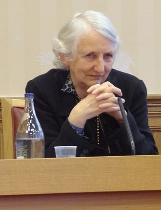 Onora O'Neill - Image: Onora O Neill Chairing WCIT Colloquium House Of Lords 26June 2013