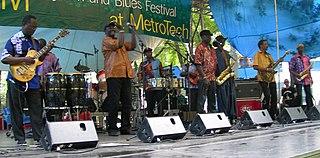 Orchestra Baobab band