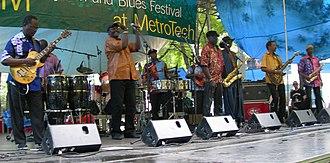 African popular music - Orchestra Baobab