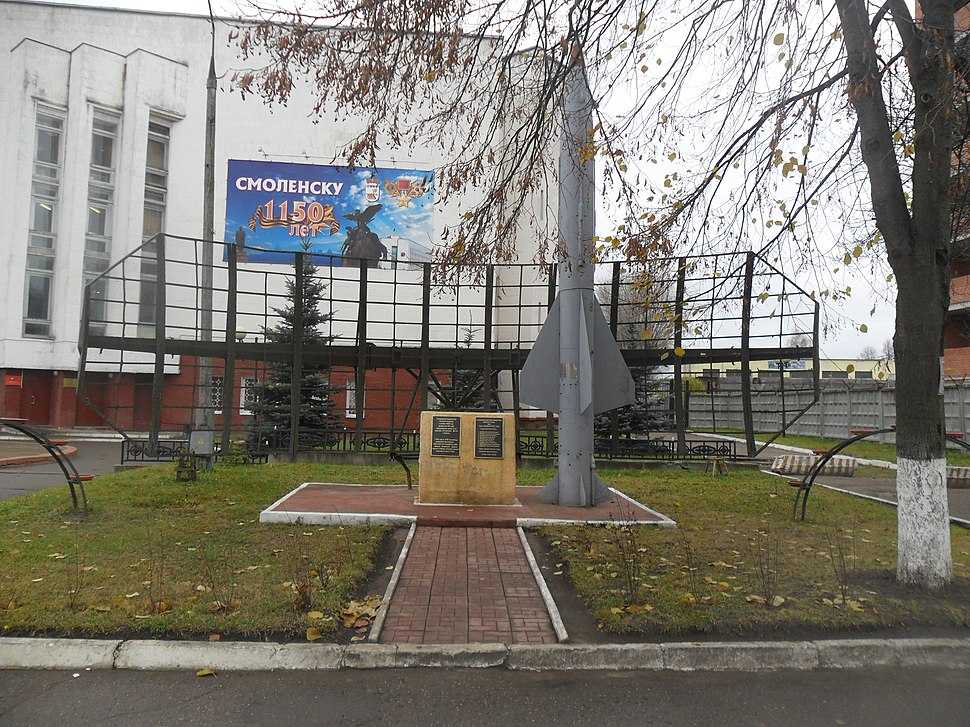 Orenburg Military College monument