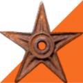 Original Barnstar revised for Orienteering.png