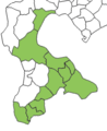 Oshima subprefecture map.png