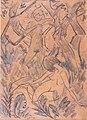 Otto Mueller - Zwei Mädchen im Wald - ca1925.jpeg