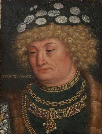 Otto, Duke of Austria - Image: Otto the Merry